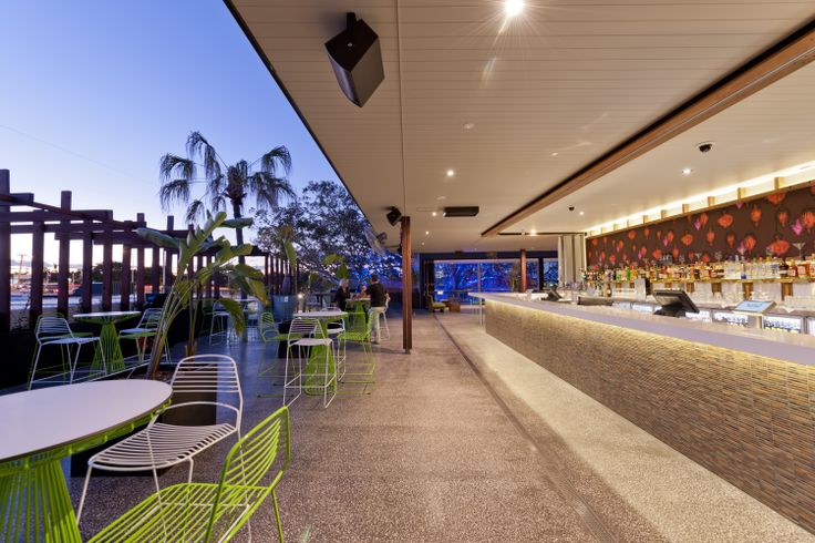 Eatons Hill Hotel, Brisbane, featuring SKOPE Pegasus, Backbar, B and Food Display series