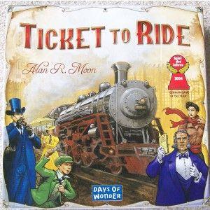 Ticket To Ride - angol nyelvű játék Az egyik legjobb angol nyelvű  társasjátékunk ;-) #tickettoride #okosodjvelunk