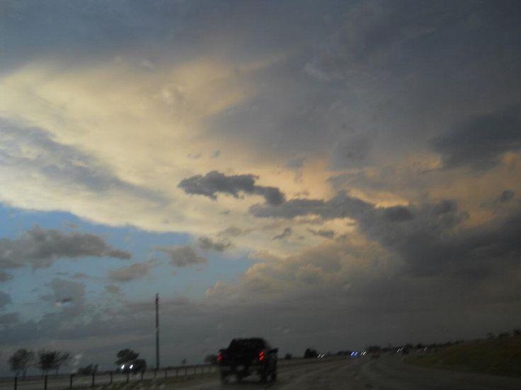 Pretty sky sunset
