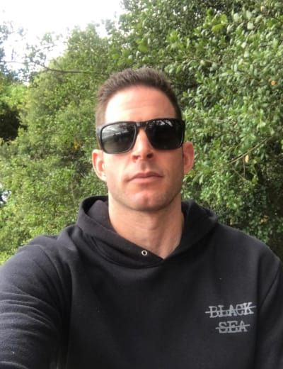Tarek El Moussa: Im Divorced & I Have Self-Help Advice for YOU!