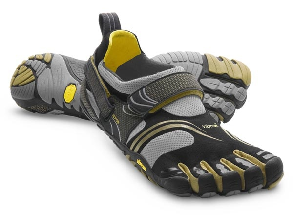 After reading the Primal Blueprint I had to have a pair of Vibram's.  I started with the Komodosport and soon after picked up a pair of Treksport's for hiking and Flow's for kayaking.  Once your feet get used to them they are a dream to wear.