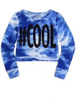 Super Soft Crop Sweatshirt from Justice
