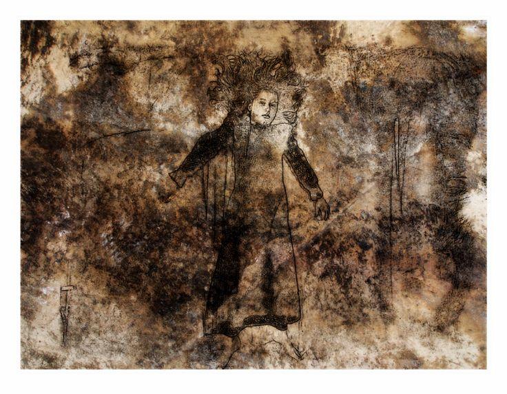 Stromlo Ghosts https://www.facebook.com/KarynFearnsideArtwork
