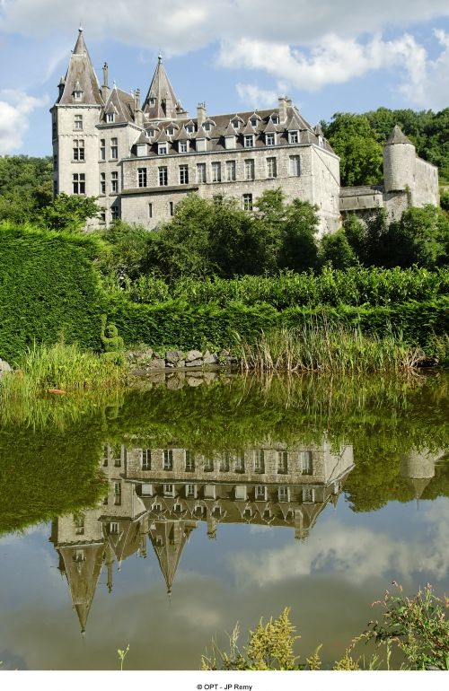 Castles & Chateaux - Durbuy castle - The Belgian Tourist Office – The official website of the TOURISM and CONVENTION bureau of Brussels and Wallonia