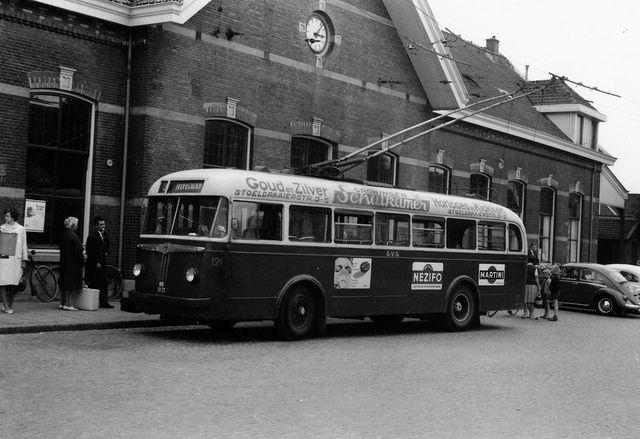 Trolleybus Groningen,Noorderstation