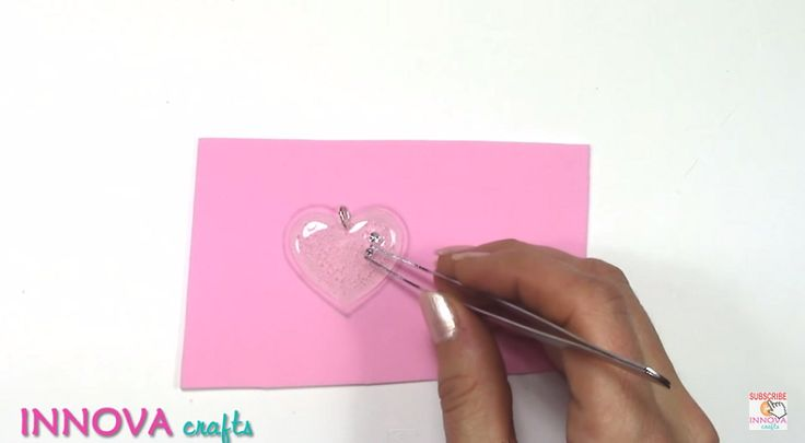 Trop beau ce pendentif cœur 3D fait maison
