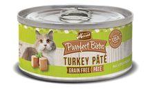 Merrick Purrfect Bistro Turkey Pate 3oz Canned Cat Food