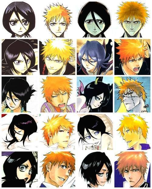 Ichigo x Rukia... you know in all the episodes so far ... which is like over 250, they have yet to make these two an official couple... I mean he literally died for her in order to save her... PLEASE MAKE THIS HAPPEN... THE WAIT IS KILLING ME