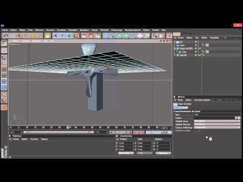 ▶ Tutoriel moteur et connecteur Cinema 4D - YouTube