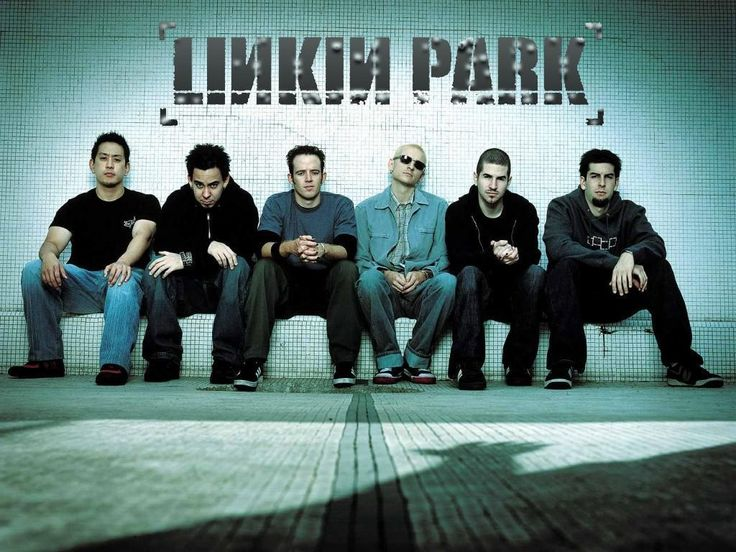 Linkin Park :) - My all time favorite!!!