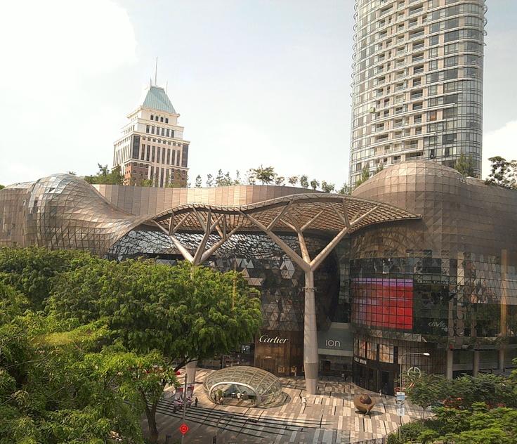 Ion Orchard, Singapore