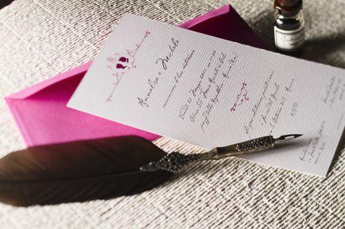 Made with love - Partecipazioni matrimonio e tableau mariage: foto - Matrimonio.it