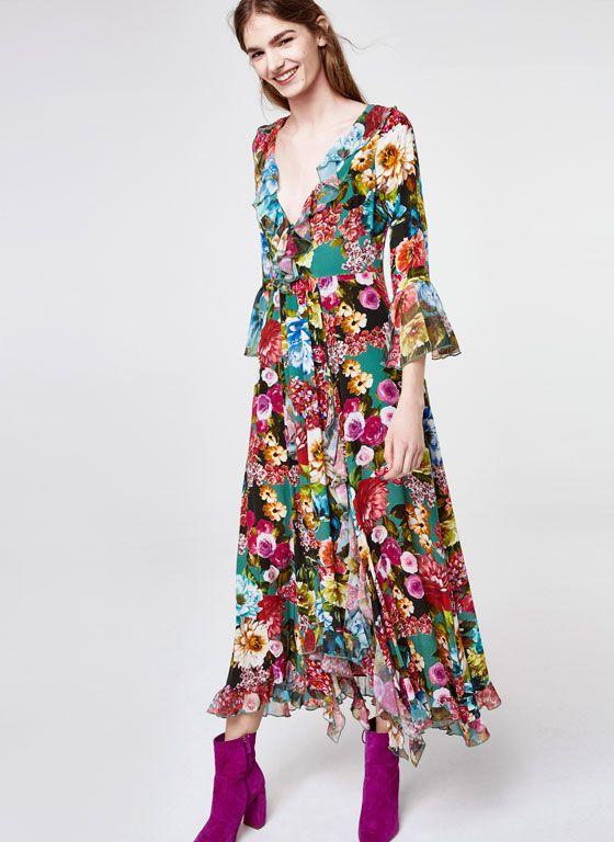 Women's Dresses & Skirts | Uterqüe Spring Summer Collection 2018