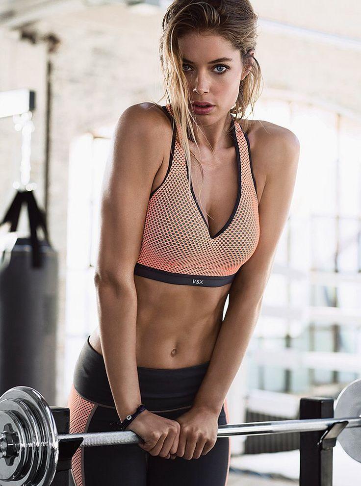 Doutzen Kroes For Victoria's Secret Sports #VSX @Victoria's Secret Sport