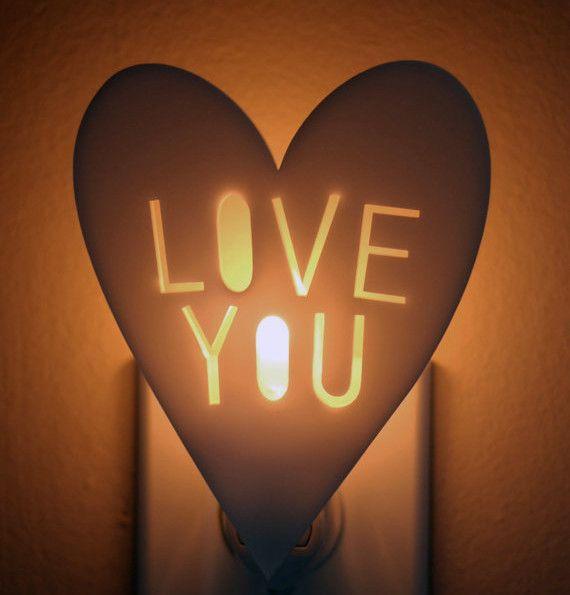 Love You Nightlight