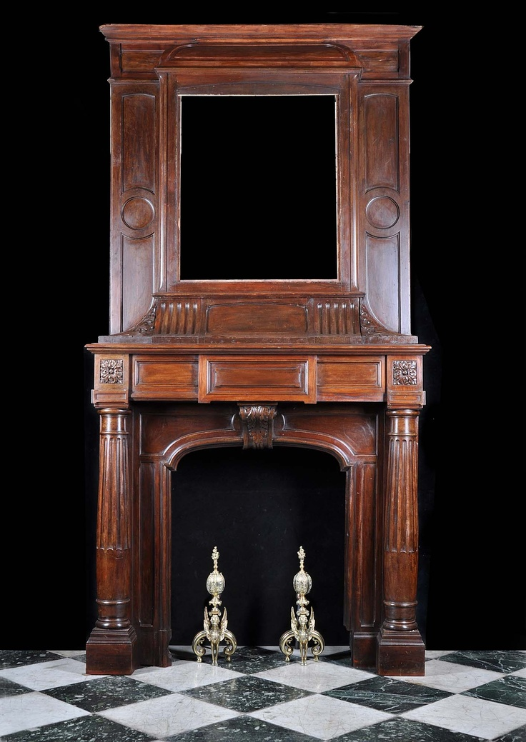 antique fireplace mantels houston tx french walnut renaissance mantel for sale ontario near me