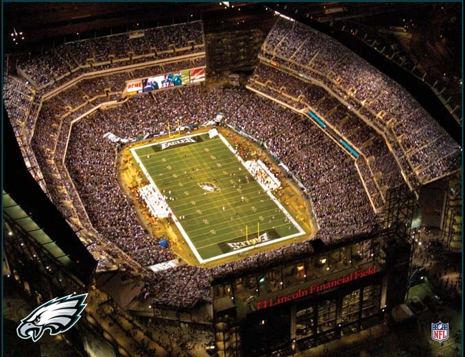 Philadelphia Eagles Lincoln Financial Field