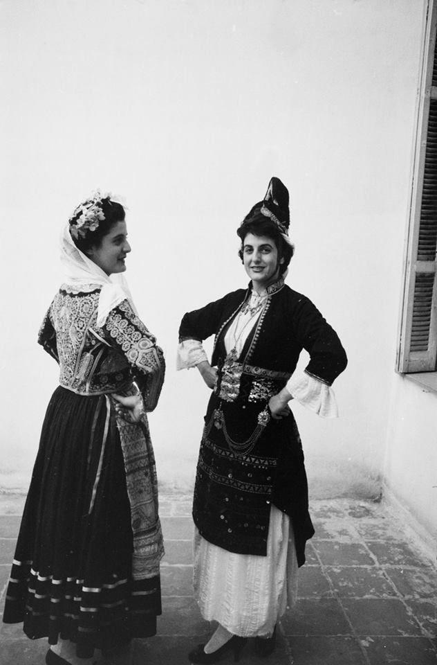 Griechenland, Europahilfe, 1955. ETH-Bibliothek Zürich, Bildarchiv / Fotograf: Gerber, Hans