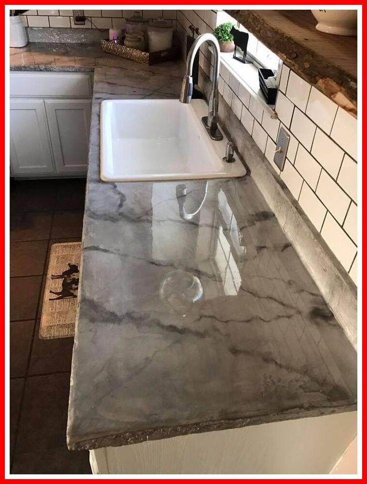diy concrete countertop resurfacing