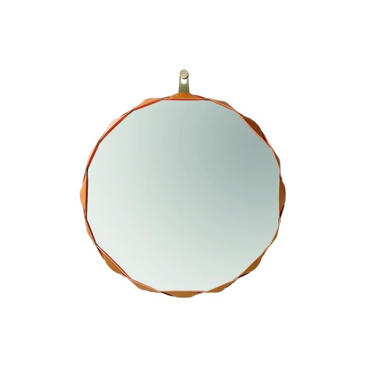 Mirror Raperonzolo by Atelier Oi for Zanotta