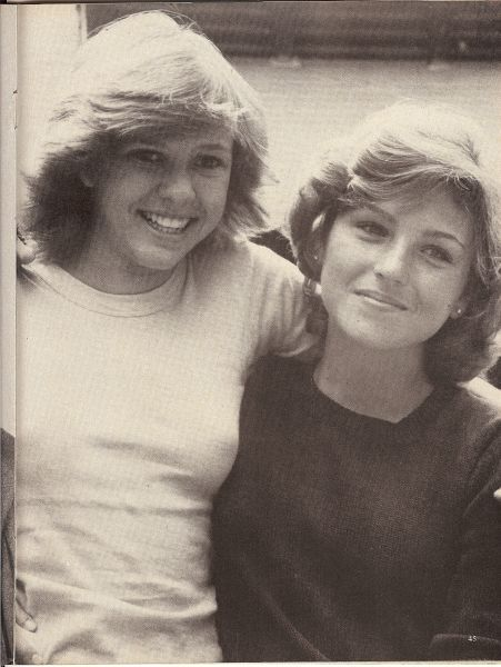Kristy McNichol and Tatum O'Neal. In my adolescent mind, they were whores. I loved them, though. Ahhhh, youth!