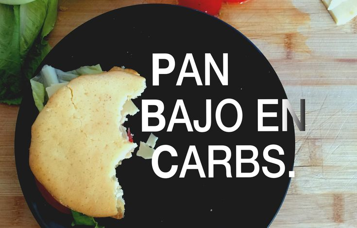 Pan Bajo en Carbohidratos | Recetas Clean Eating | FitFood
