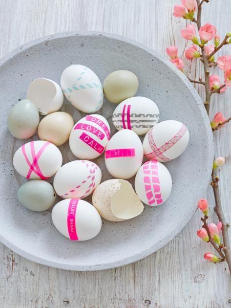 1000 bilder zu ostern auf pinterest deko kuchen und - Eier dekorieren ...