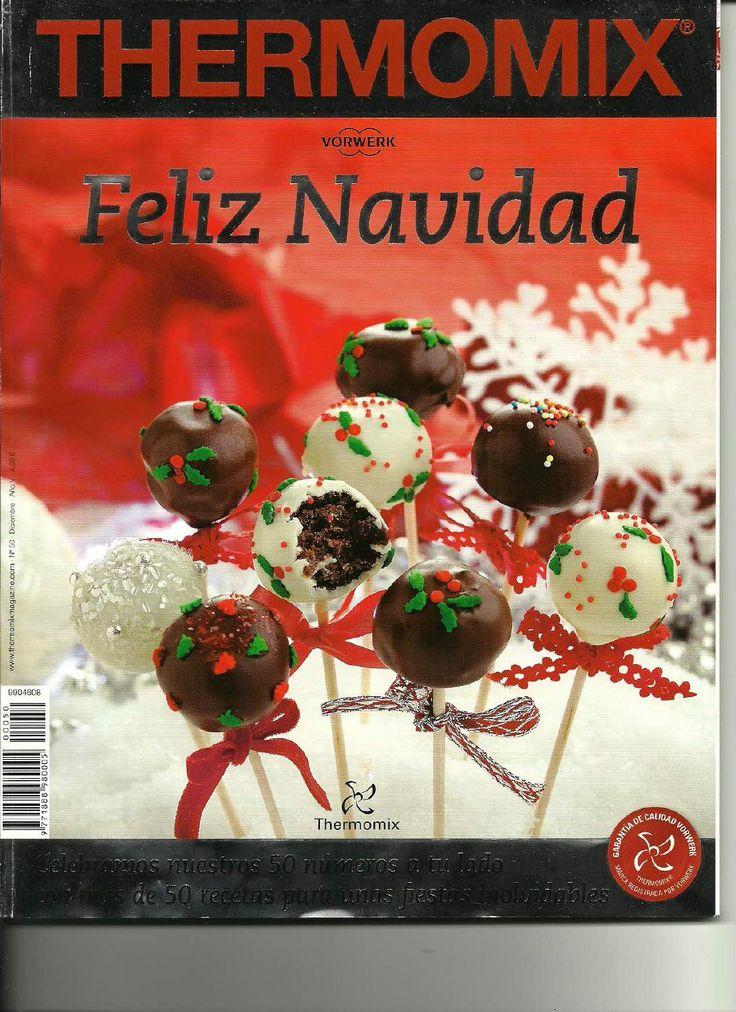 Revista thermomix nº50 feliz navidad