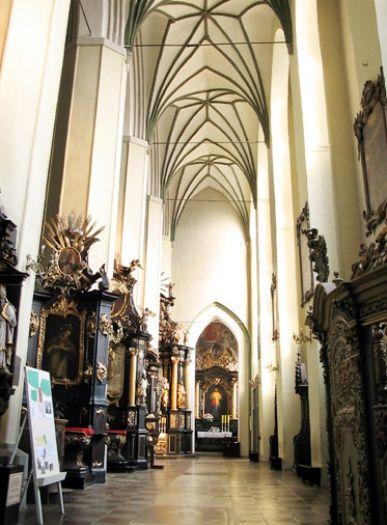 #Klasztor w Gdańsku od środka. #dominikanie #gdańsk #gdn