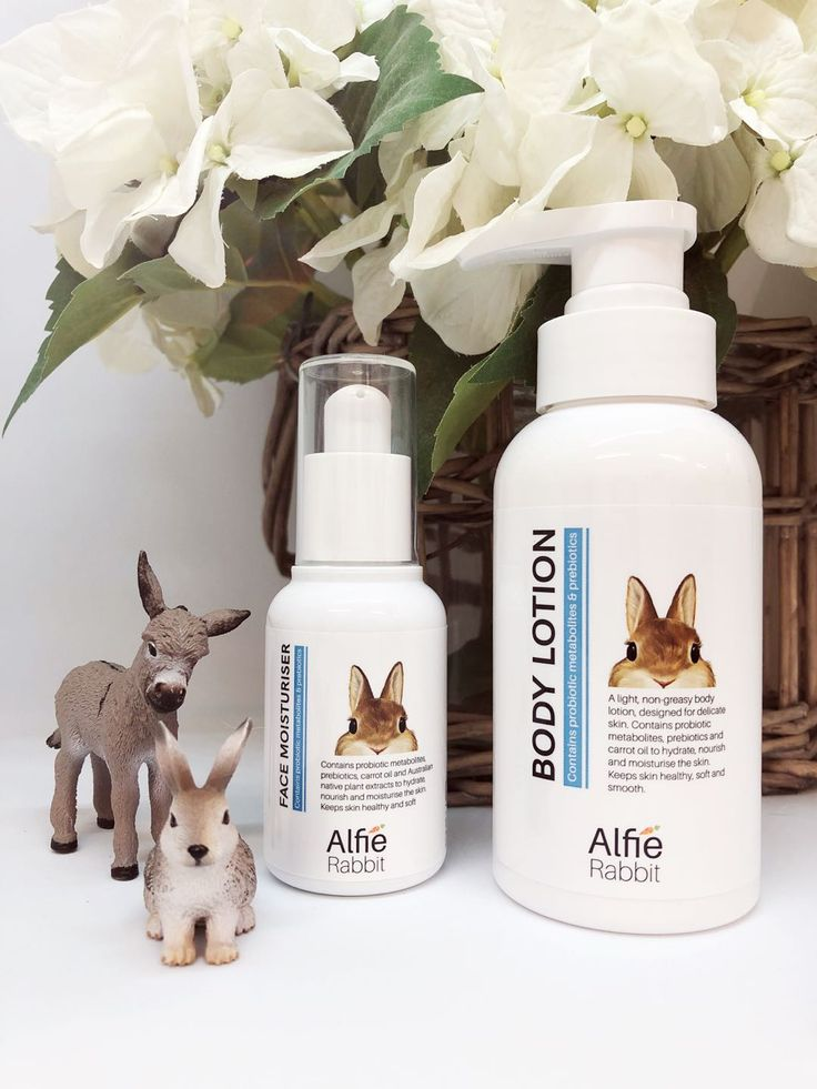 Beautiful natural face moisturiser and body lotion. Contains probiotics, prebiotics and Australian native plant extracts.  Experience beauty from the Australian farmland!