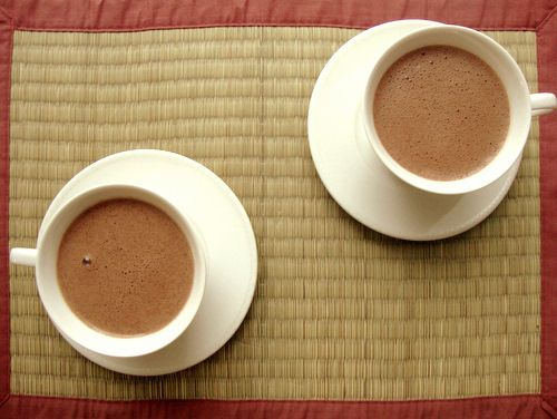 A Healthier Hot Chocolate | going home to roost