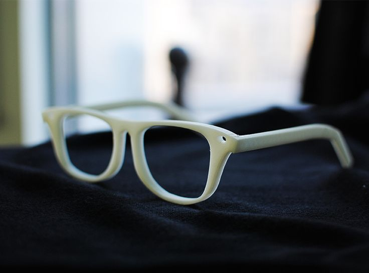 Glasses frame - a 3D model by VECTARY | VECTARY
