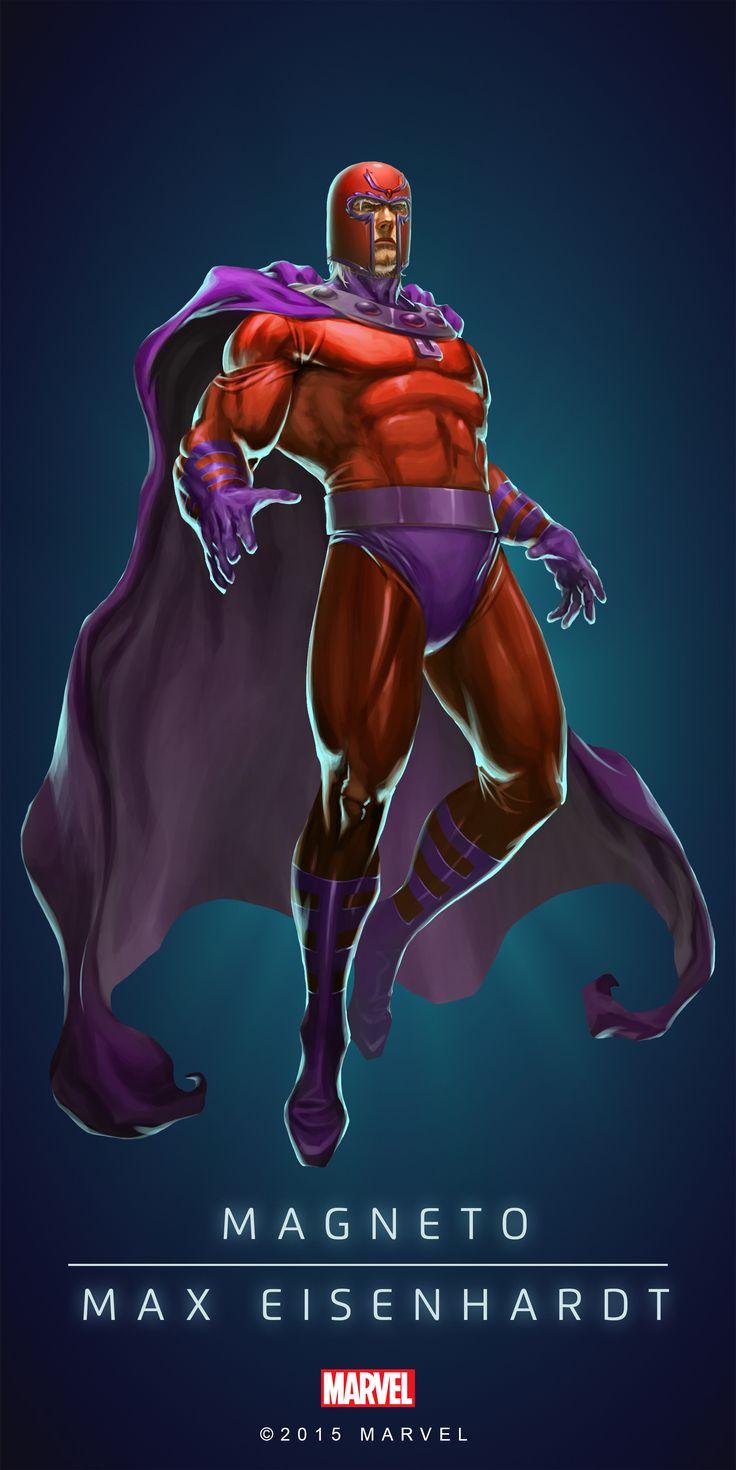 Plateia.co #ValoralaDiversidad #CreatividadsinLimites #PlateiaColombia #comics Magneto's old costume!