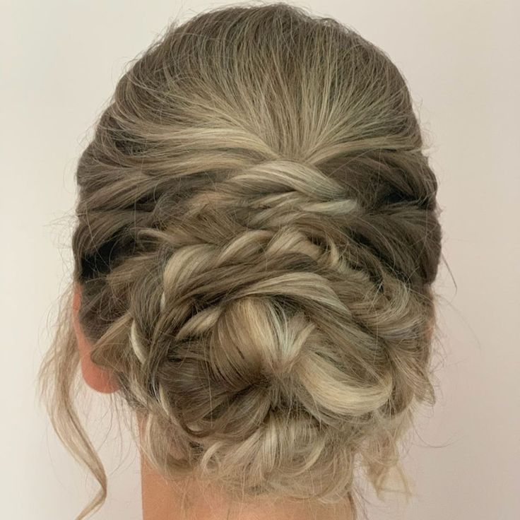 #hairstyles Twists and curls for the gorgeous Claire #hairupdo#hairupdostyle#wedding#weddinghair#weddinghairideas##hairwedding#promhairstyle#hairstyle...
