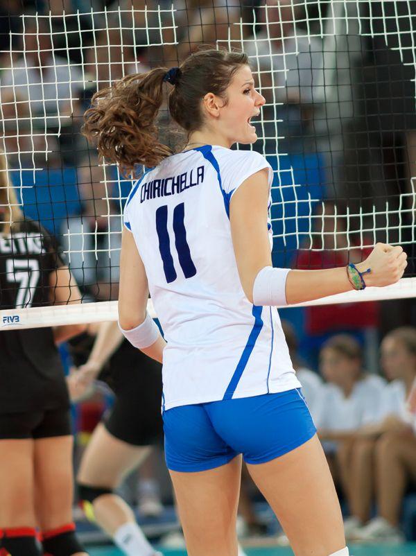 Cristina Chirichella   Sportfanzine #volleyball #sexy #sport #female