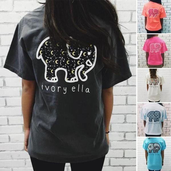 Ivory Ella T-shirt