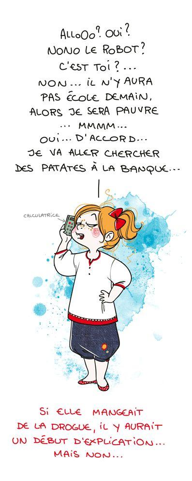 Nathalie Jomard, sur son blog Grumeautique.
