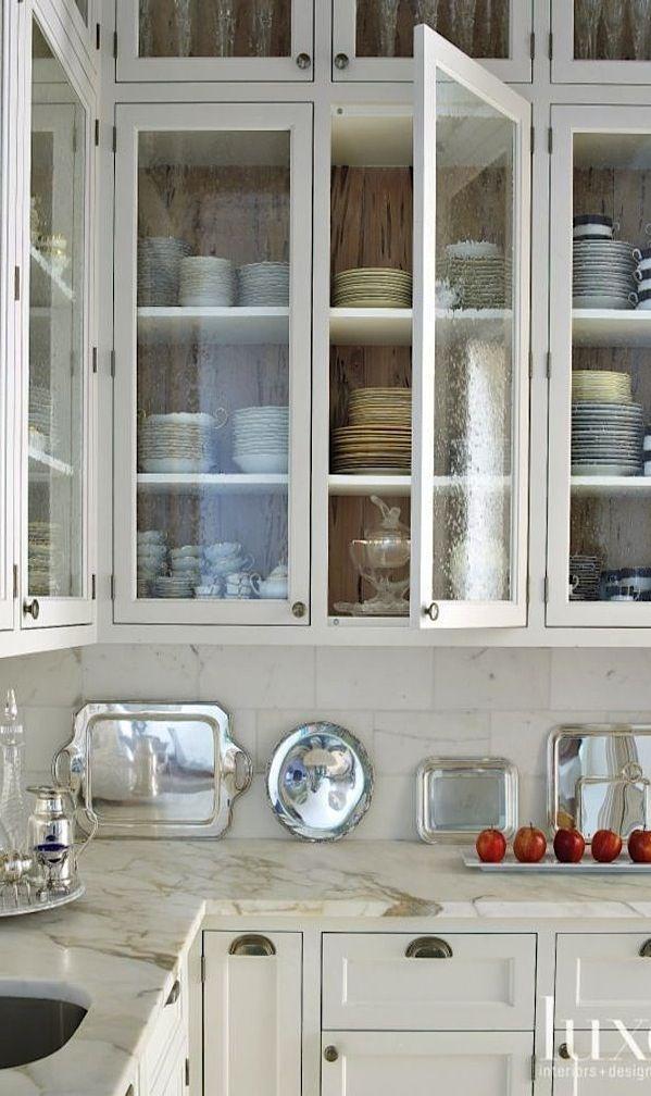 A Mediterranean-Revival Home In Miami Beach   Butler's pantry   cynthia reccord