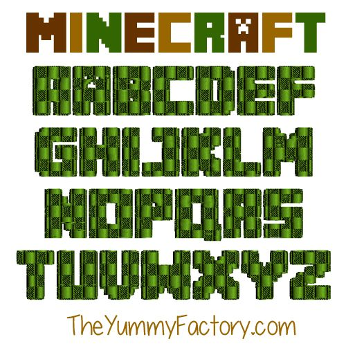 how to change minecrafts font