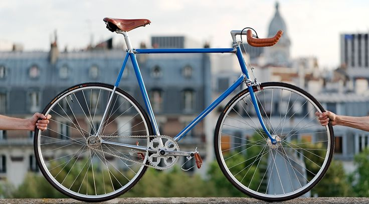 Heritage-Paris H-008 - Bicycle