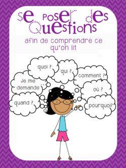 Poster d'aide à la compréhension : Toute connaissance scientifique est une réponse á une question (Gaston Bachelard)