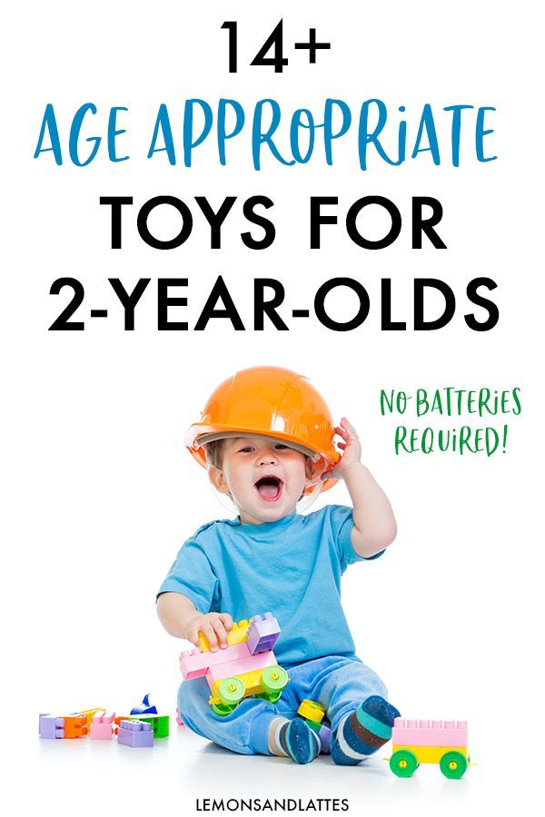 14+ Age Appropriate Toy Ideas for 2YearOlds Toddler