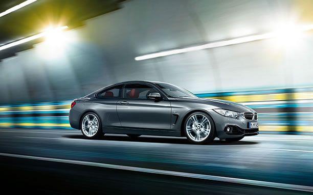 BMW Série 4 Coupé
