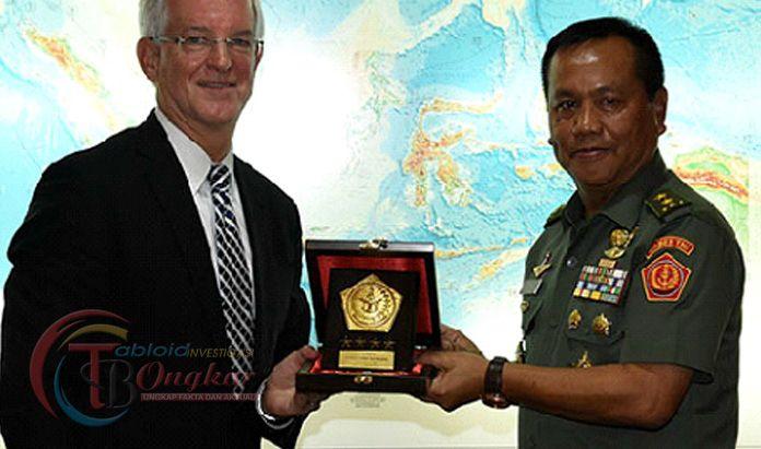Berkunjung Ke Mabes TNI, Mantan Komando AS Diterima Baik