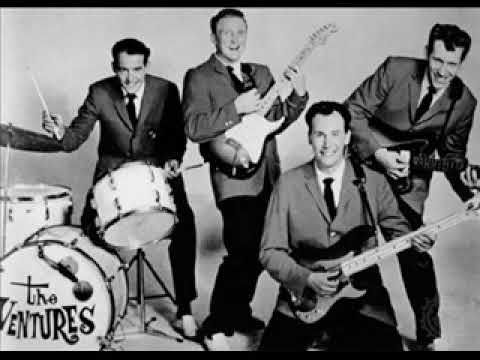 The Ventures - Dark eyes twist (45rpm EP) - YouTube