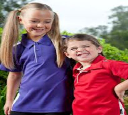 Oz workwear company provides school uniform garments are in a variety of styles and colors to complement individual by school colors