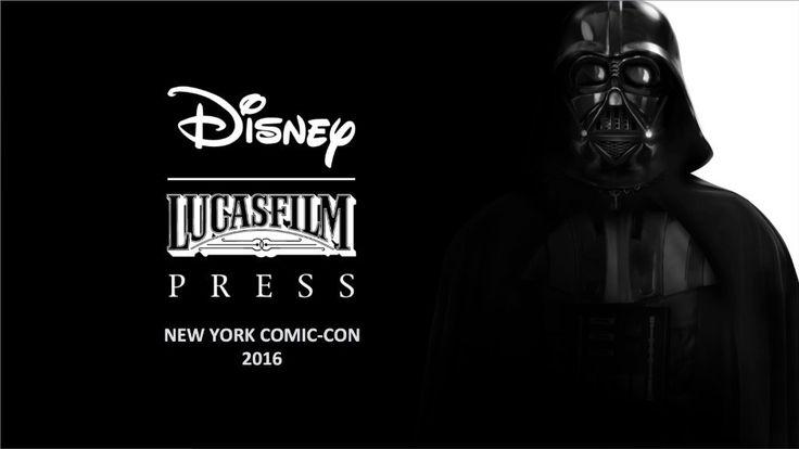 NYCC 2016: le novità sull'editoria Star Wars, la prossima settimana gli annunci Marvel
