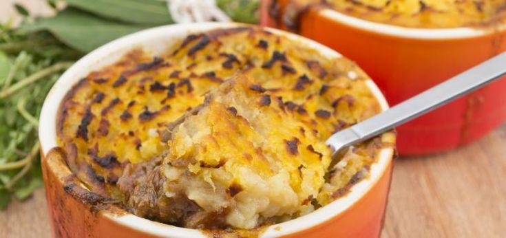 sufle de batata doce e frango