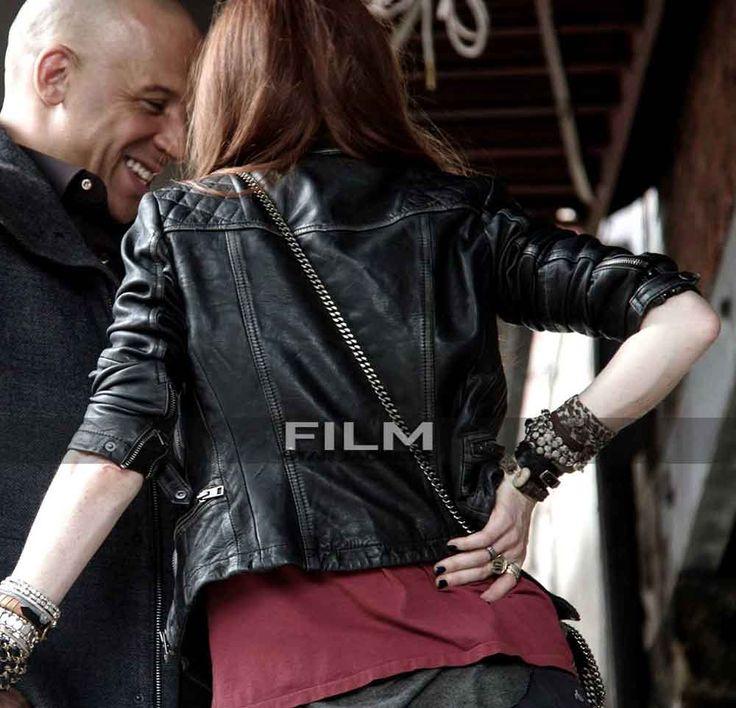 The Last Witch Hunter Rose Leslie Jacket