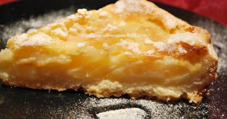Diamond Cuisine!: Tarta cu pere - delicioasaaaa!